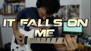 Killswitch Engage - It Falls on me (Guitar Cover)