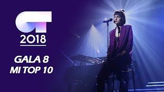 OT 2018 (GALA 8) | MI TOP 10