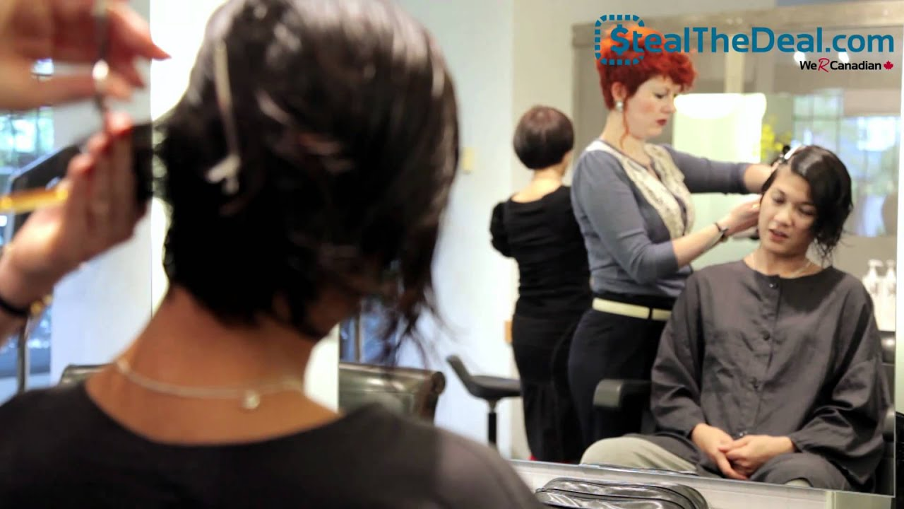 Zinc Hair Salon On Stealthedeal Vancouver Youtube