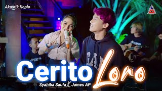 Syahiba Saufa ft James AP - Cerito Loro - Duet Loro Ati (Official Music Video ANEKA SAFARI)