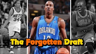 Meet The 2004 NBA Draft Class: Dwight Howard & The Forgotten Stars