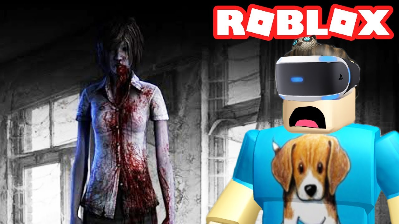 roblox welcome horror game