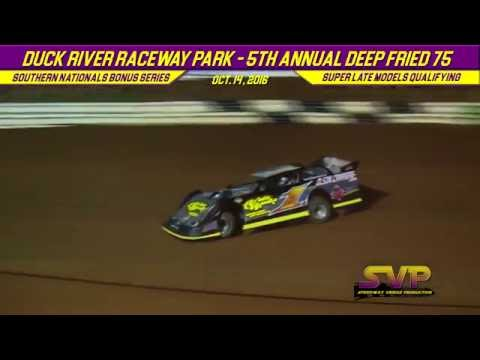 Duck River Raceway Park   SNBS QUALIFYING   0ct 14 , 2016