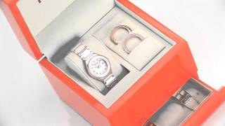 The Heart4Heart Interchangeable Watch Collection Thumbnail