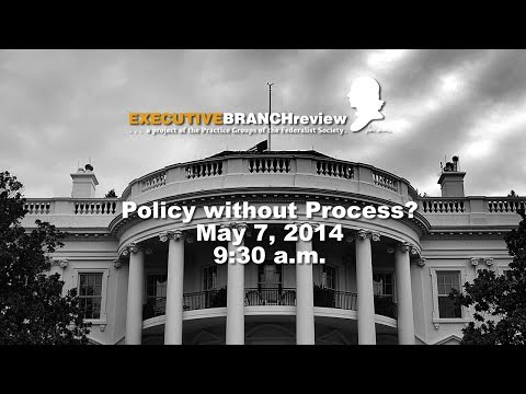 Policy without Process?