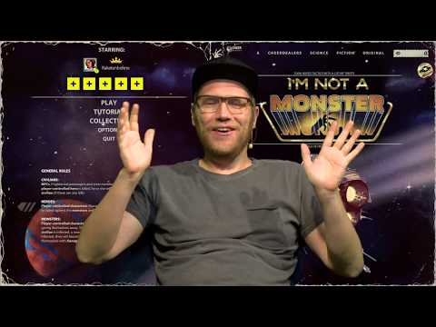 I'm not a Monster mit Nils | Let's Play