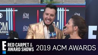 """Luke Bryan at 2019 ACMs: """"A Lot of Boot Knocking Going on Around Here"""" 