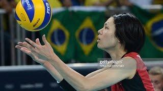 Saori Sakoda - Japan Volleyball