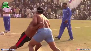 Faisal Vs Arsalan Wattoo, Multan VS Gujranwala Kabbadi Match