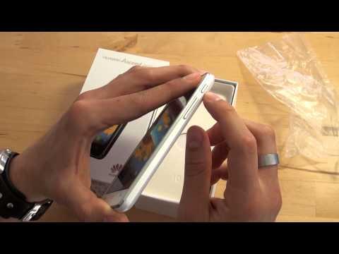 Huawei Ascend G615 - Erster Eindruck - Teil 1