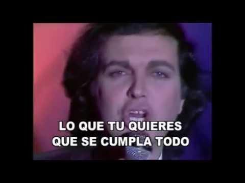 Camilo Sesto Getsemani  Karaoke