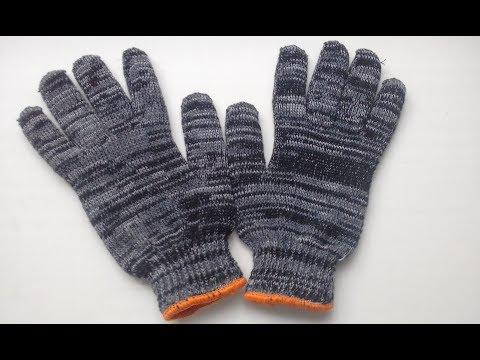 Бизнес идея для гаража. Производство рабочих перчаток