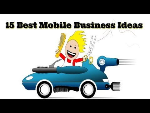 15 Best Mobile Business Ideas !! Mobile Business !!