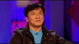 (HQ) Jackie Chan on Final Jonathan Ross Show (part 1)
