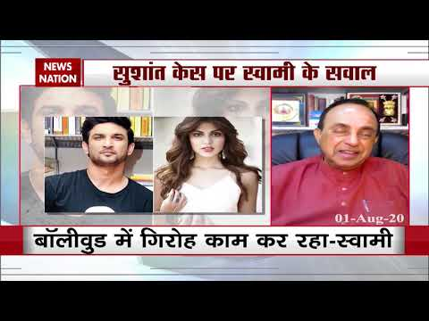I will go to court if no CBI inquiry of Sushant Singh Rajput case : Subramanian Swamy