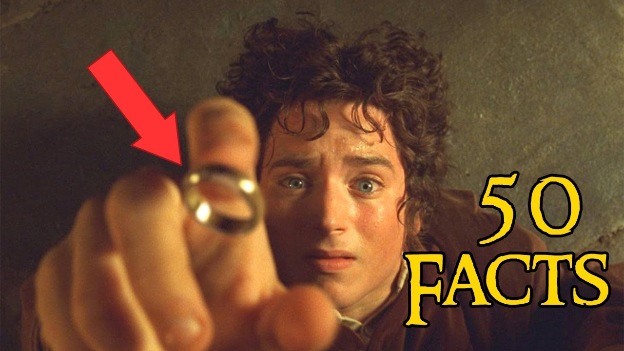 50 Facts You Didn't Know About The Lord of the Rings