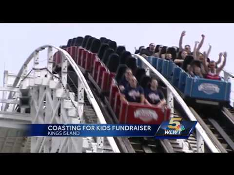 'Coasting for Kids' raises money to give ill children dream vacations