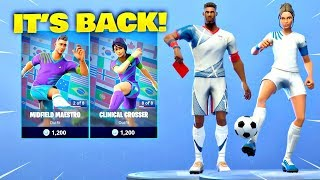 SOCCER SKINS ARE BACK! Fortnite ITEM SHOP [February 15, 2019] | Fortnite Battle Royale