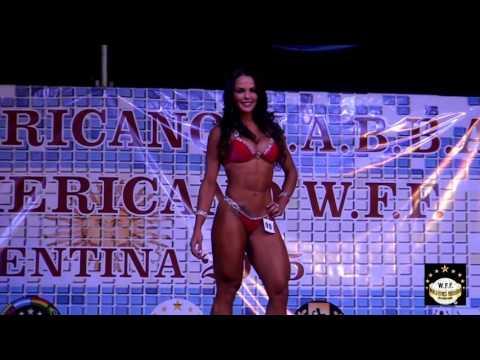 WFF SUDAMERICA 2015 ARGENTINA 'Wellnes Fitness 2'
