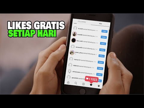 Cara Tambah Like Postingan Instagram Gratis Tanpa Password !