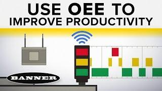 Use OEE to Improve Productivity