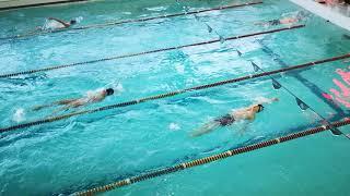 200м комплексное плавание Кликушин. Гродно 2019