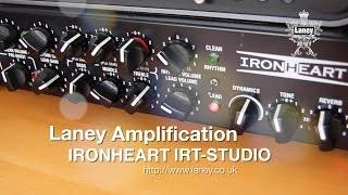 Laney: IRONHEART IRT-Studio