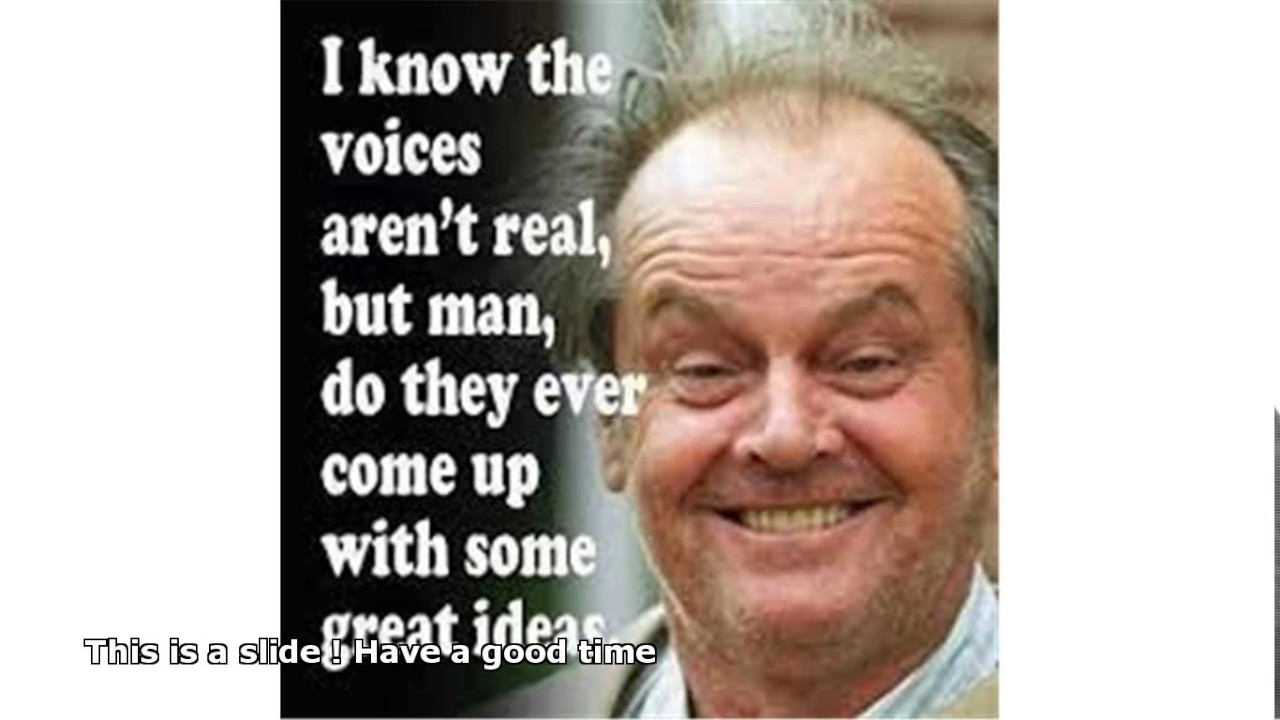 jack nicholson movie quotes - YouTube
