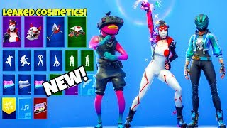 Skins 'NOUVEAU' et Emotes LEAKED..! (GRATUIT REWARDS, Hit the Woah, Billy Bounce) Fortnite Bataille Royale