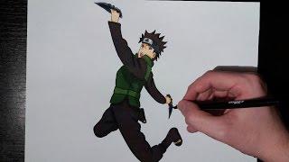 Speed Drawing – Mirai Sarutobi (Boruto:Naruto Next Generations)