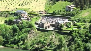 Les Vignes, gorges du Tarn, Lozère