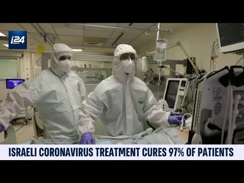 Israeli Coronavirus Treatment Cures 97% Of Patients