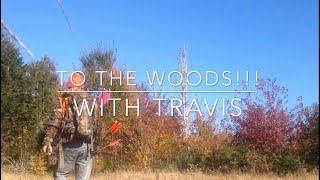 To The Woods 011 with Trudy Dryden World 3D Archery medalist 2019 Team Canada