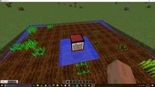 Minecraft Myrmecology mod - Ant behaviour preview