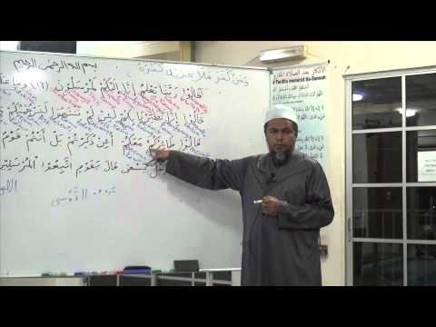 Tadabbur Surah Yasin 36/ : Ayat 16 - 20