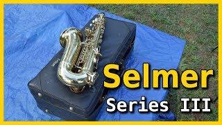 FS: Selmer Series III Alto