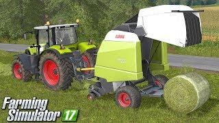 Siano w bele - Farming Simulator 17   #44