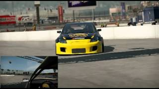 Scion Rockstar Energy Drink AEM Scion tC 2009 Videos