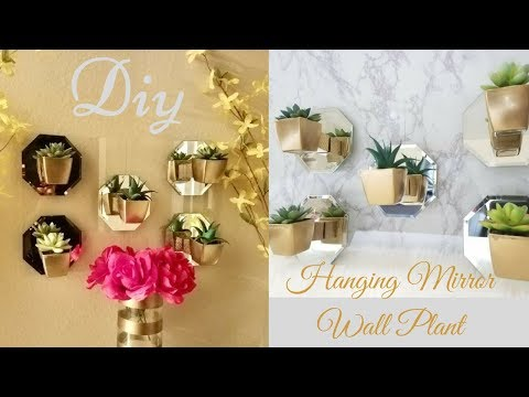 Diy Quick and Easy Dollar Tree Wall Decor| Inexpensive Gift Idea!