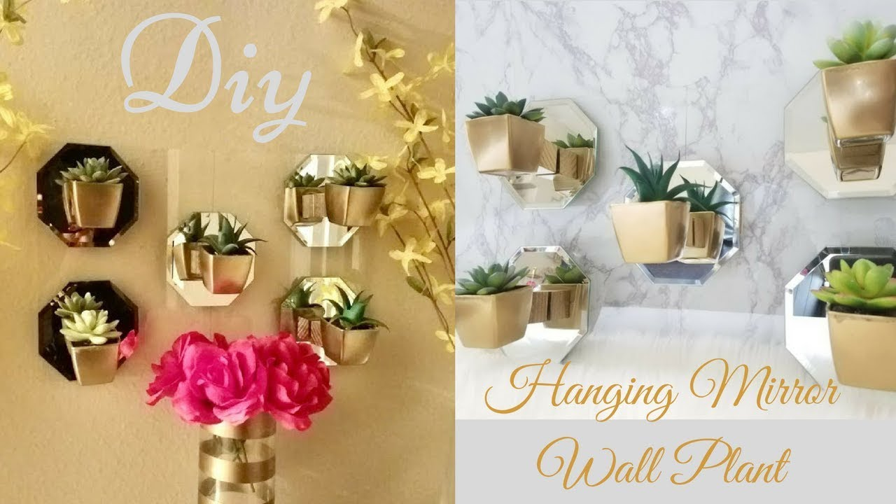Diy Quick and Easy Dollar Tree Wall Decor| Inexpensive Gift Idea ...