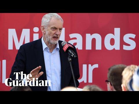 Jeremy Corbyn: breakaway MPs support austerity