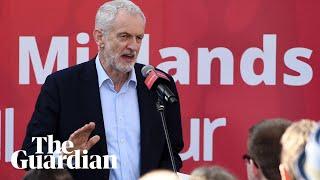 Jeremy Corbyn: breakaway MPs support austerity agenda thumbnail