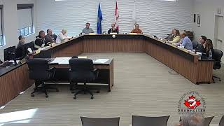 Town of Drumheller Regular Council Meeting April 15, 2019