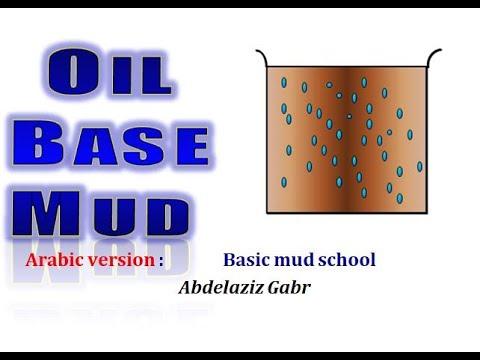 12. Oil base mud