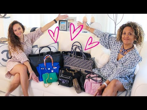 TOP 10 FROM MY MUM'S LUXURY HANDBAG COLLECTION 2019 *incredible picks*