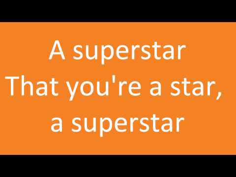 Big Time Rush - Superstar (Lyrics)