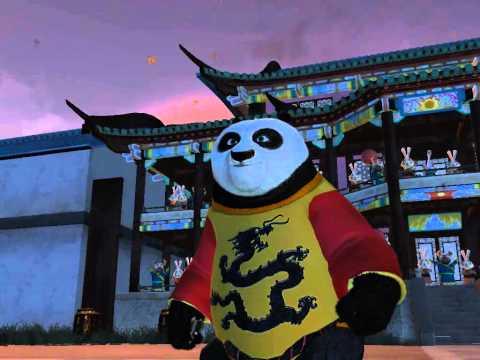 Прохождение Кунг-фу Панда