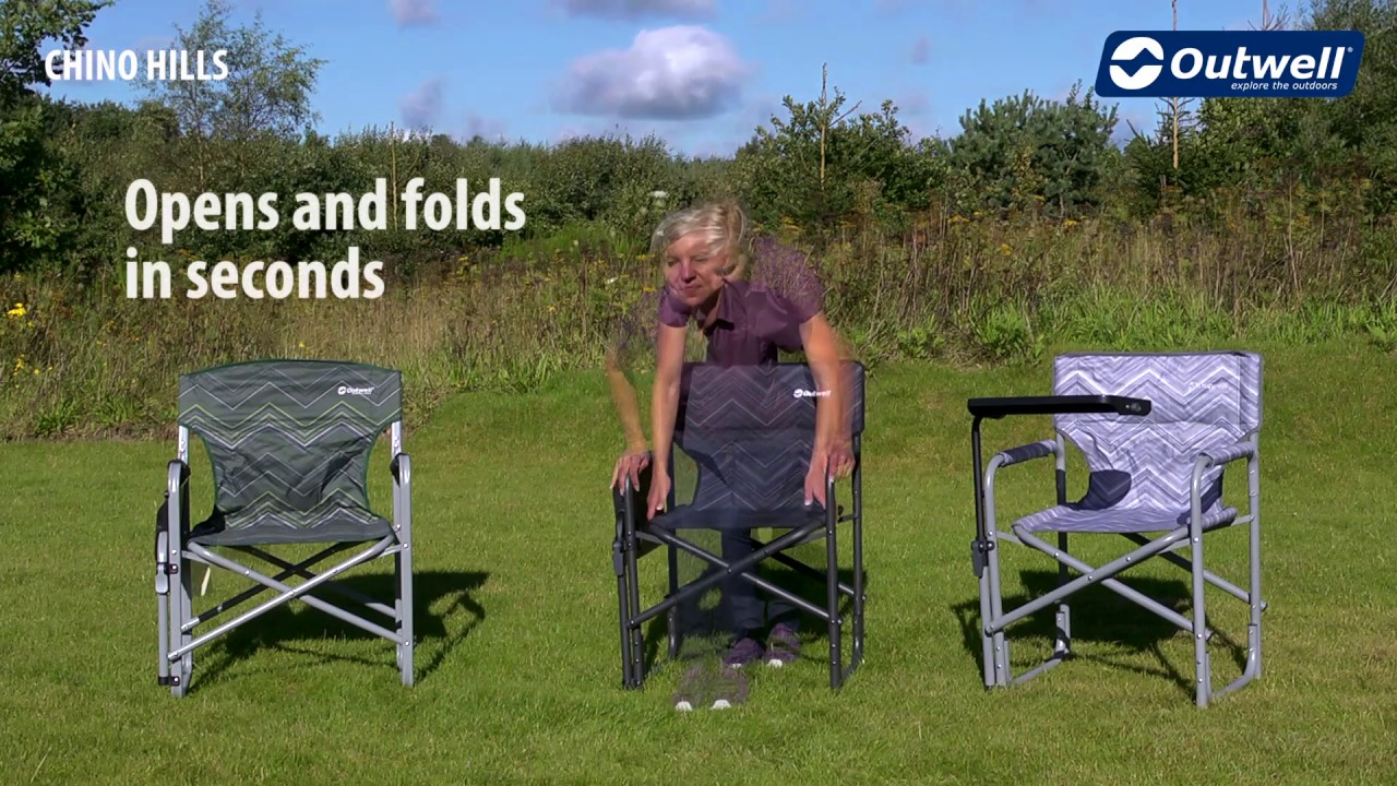 Chino Hills Camping Chair Innovative Family Camping Youtube