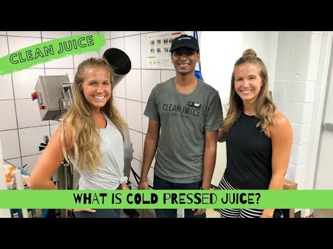 WHAT IS COLD PRESSED JUICE? | CLEAN JUICE CLEANSE REVIEW