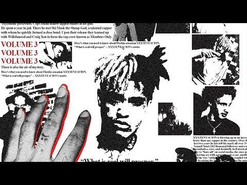 XXXTENTACION - Off The Wall Feat. SKI MASK THE SLUMP GOD (Members Only, Vol 3)